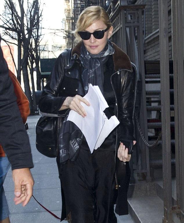 Talk:Madonna Studies