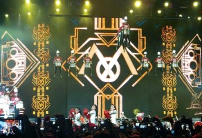 MDNA Tour Backstage - Backstage Latinoamérica (13)