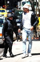 Madonna out and about in New York - 5 May 2013 (7)