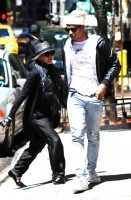 Madonna out and about in New York - 5 May 2013 (8)