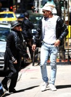 Madonna out and about in New York - 5 May 2013 (9)