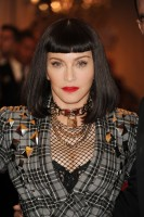 Madonna attends the Met Gala in New York - 6 May 2013 - Punk (3)