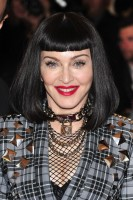 Madonna attends the Met Gala in New York - 6 May 2013 - Punk (4)
