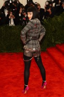 Madonna attends the Met Gala at the MoMa in New York - 6 May 2013 - Punk (13)