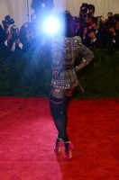 Madonna attends the Met Gala at the MoMa in New York - 6 May 2013 - Punk (14)