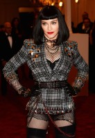 Madonna attends the Met Gala at the MoMa in New York - 6 May 2013 - Punk (24)
