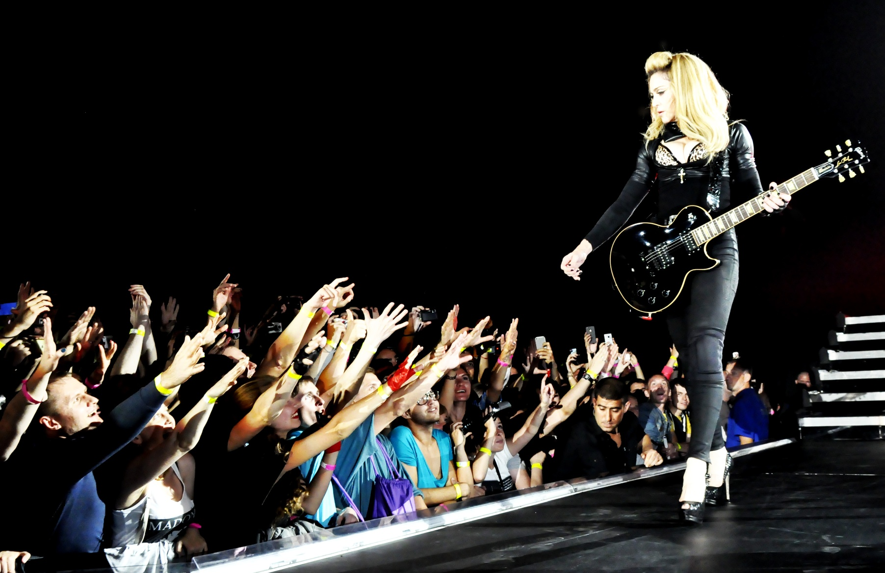 The Mdna Tour To Premiere On Epix On June 22 Madonnarama