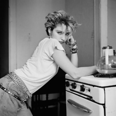 Madonna Richard Corman NYC83