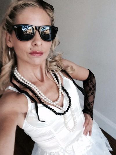 Madonna Sarah Michelle Gellar Halloween
