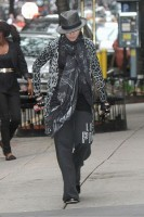 Madonna out and about, New York - 11 May 2013 (2)
