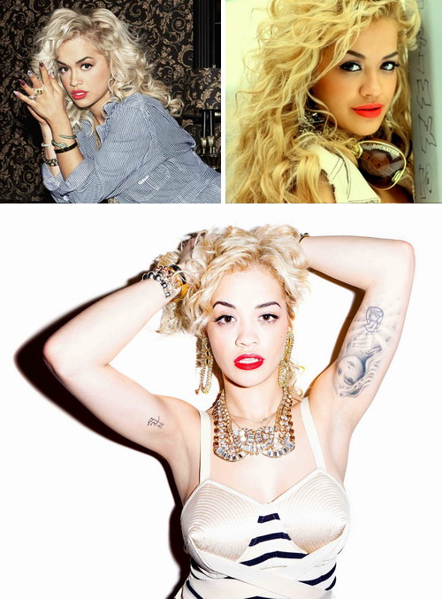 Madonna Rita Ora Next Material Girl