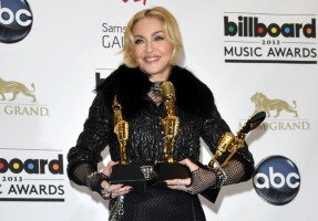Madonna at the Billboard Music Awards Press Room - 19 May 2013 (1)