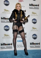 Madonna at the Billboard Music Awards Press Room - 19 May 2013 (4)