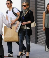 Madonna Out and About in New York - 29 May 2013 (1)