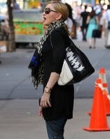 Madonna Out and About in New York - 29 May 2013 (6)