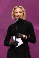 Madonna at Sound of Change concert by Chime for Change (1)