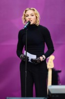 Madonna at Sound of Change concert by Chime for Change (7)