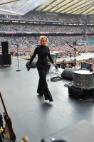Madonna at Sound of Change concert by Chime for Change - Update (1)