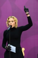 Madonna at Sound of Change concert by Chime for Change - Update (8)