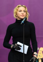 Madonna at Sound of Change concert by Chime for Change - Update (13)