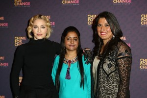 Madonna at Sound of Change concert by Chime for Change - Update (15)