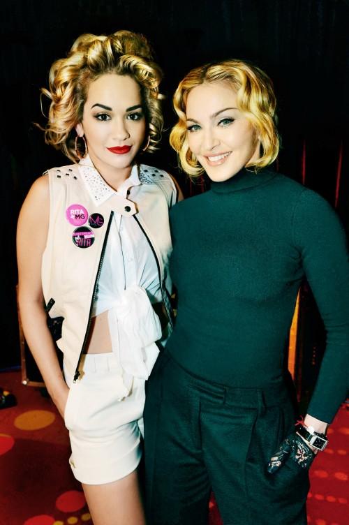 Madonna New Material Girl Rita Ora