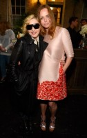 Madonna at Stella McCartney Spring 2014 Collection Presentation (7)