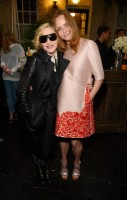 Madonna at Stella McCartney Spring 2014 Collection Presentation (8)