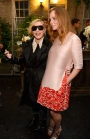 Madonna at Stella McCartney Spring 2014 Collection Presentation (9)