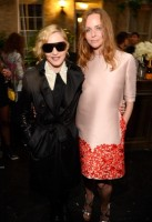 Madonna at Stella McCartney Spring 2014 Collection Presentation (10)