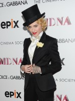 Madonna MDNA Tour Premiere Screening Paris Theater New York - Part 04 (2)