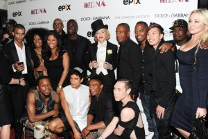 Madonna MDNA Tour Premiere Screening Paris Theater New York - Part 04 (4)