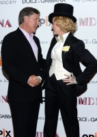 Madonna MDNA Tour Premiere Screening Paris Theater New York - Part 04 (6)