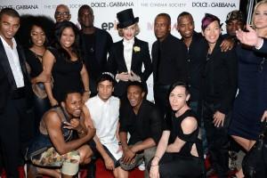Madonna MDNA Tour Premiere Screening Paris Theater New York - Part 04 (8)