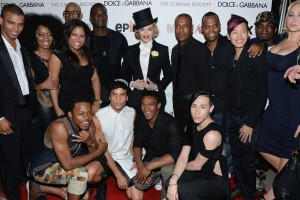 Madonna MDNA Tour Premiere Screening Paris Theater New York - Part 04 (9)