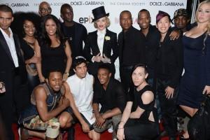 Madonna MDNA Tour Premiere Screening Paris Theater New York - Part 04 (10)
