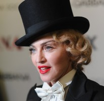 Madonna MDNA Tour Premiere Screening Paris Theater New York - Part 04 (17)