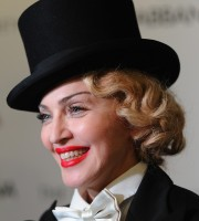 Madonna MDNA Tour Premiere Screening Paris Theater New York - Part 04 (20)