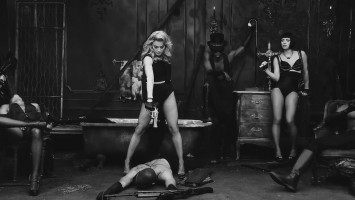 Madonna and Steven Klein Secret Project - Screengrabs (7)