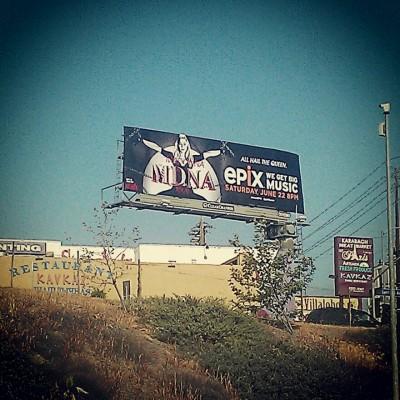 MDNA Tour Epix Promo - Antony A - Los Angeles