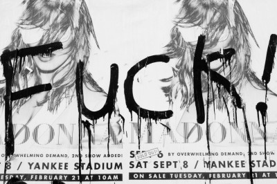 Madonna MDNA Tour Fuck Terry Richardson