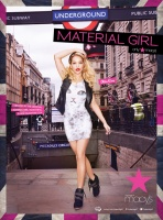 First look at Rita Ora for Material Girl - Madonna and Lola (1)