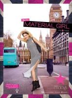 First look at Rita Ora for Material Girl - Madonna and Lola (4)