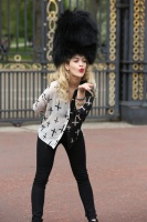 First look at Rita Ora for Material Girl - Madonna and Lola (5)