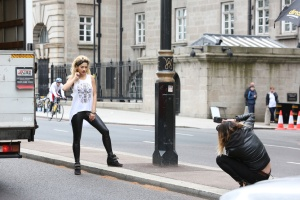 First look at Rita Ora for Material Girl - Madonna and Lola (7)