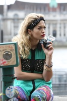 First look at Rita Ora for Material Girl - Madonna and Lola (14)