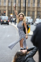 First look at Rita Ora for Material Girl - Madonna and Lola (15)