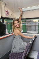 First look at Rita Ora for Material Girl - Madonna and Lola (18)
