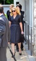 Madonna attends David Collins funeral - Monkstown Ireland - 23 July 2013 (3)