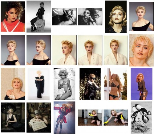 Madonna outtakes part 5